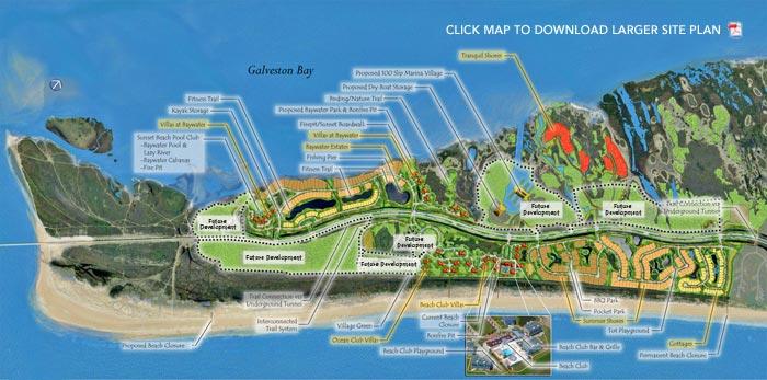 Pointe West Resort Galveston Island